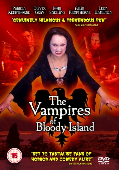 Buy The Vampires of Bloody Island on DVD at a discount