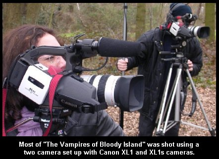 The Vampires of Bloody Island - Wibbell Productions Ltd 2005