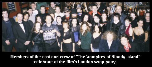 The Vampires of Bloody Island - Wibbell Productions 2005